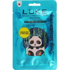 Luke Hyaluron Essence Mask Маска с гиалуроновой кислотой 21 г